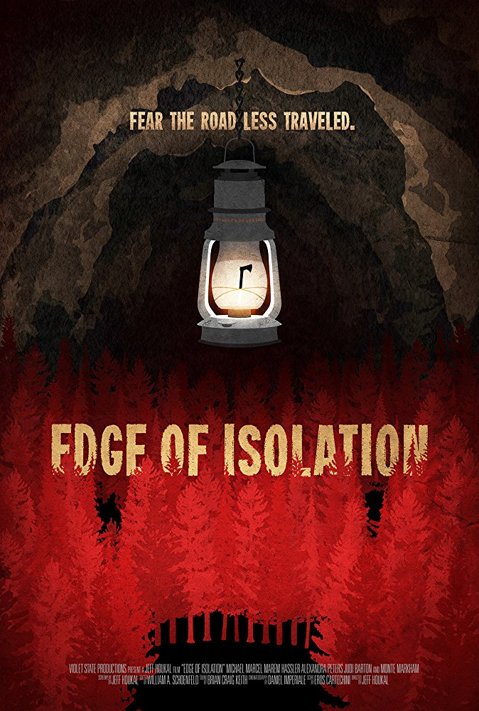 Edge Of Isolation (2018) HDRip DD2.0 x264-BDP