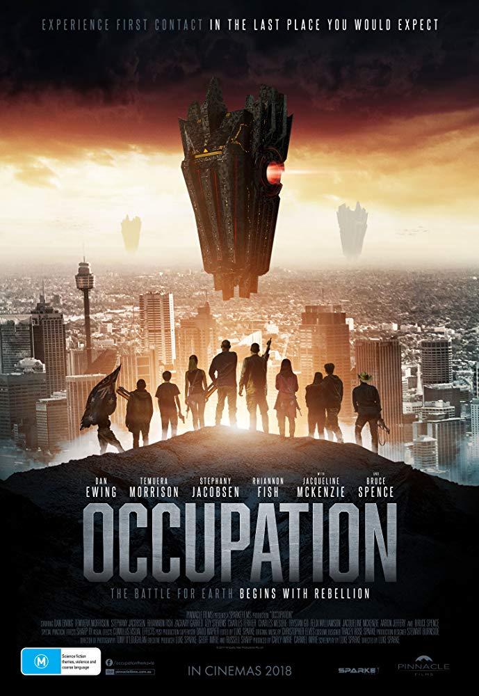 Occupation 2018 720p WEB-DL XviD AC3-FGT