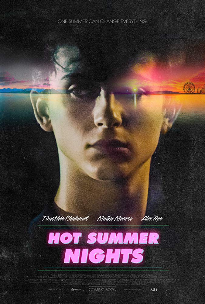 Hot Summer Nights 2017 HDRip XViD-ETRG