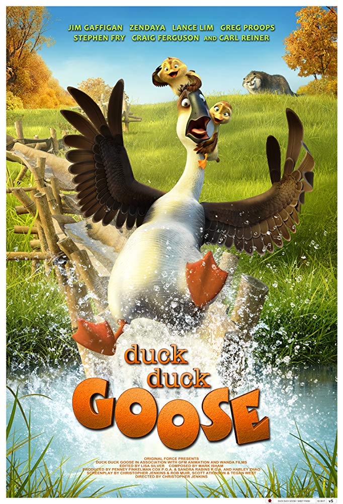 Duck Duck Goose 2018 720p BluRay X264-AMIABLE