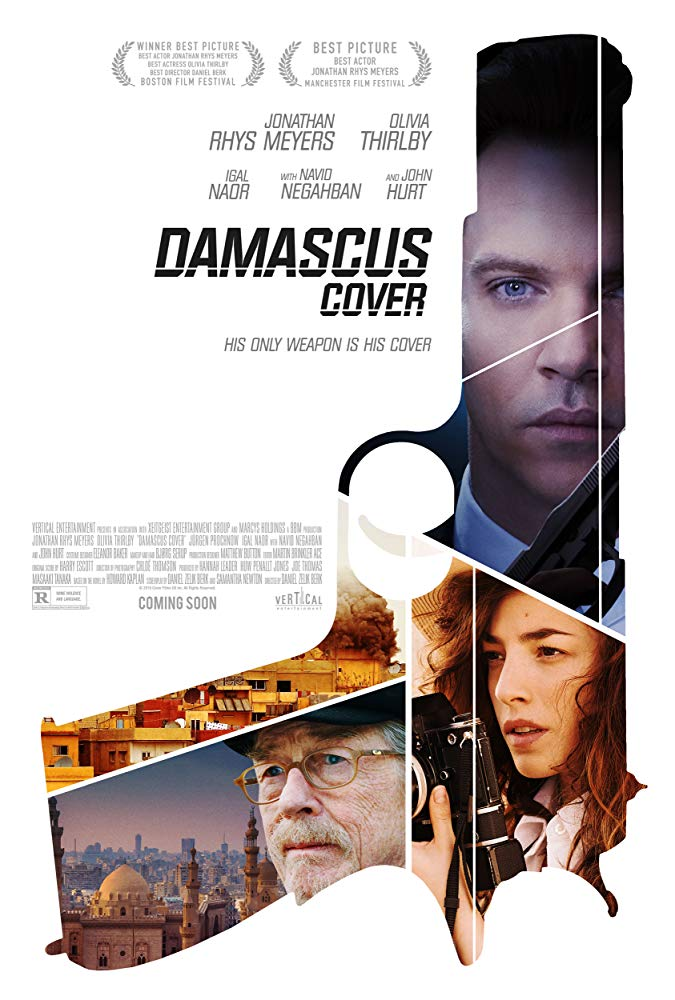 Damascus Cover (2017) [WEBRip] [1080p] YIFY