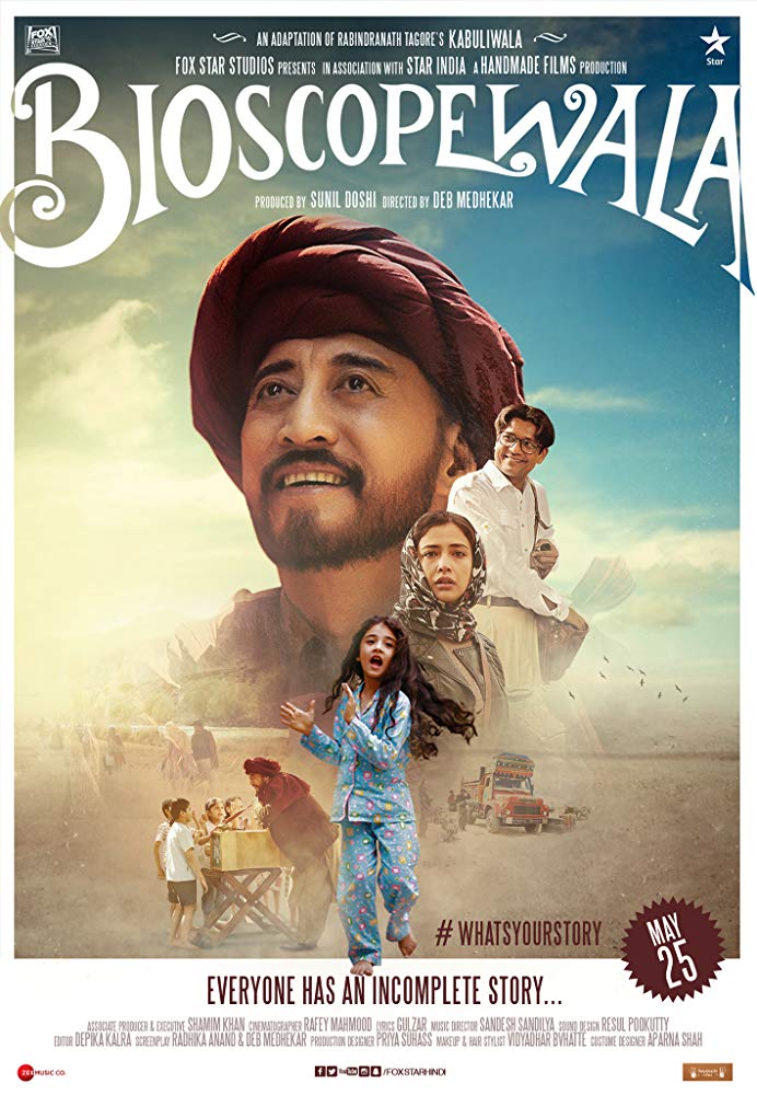 Bioscopewala 2018 Hindi 720p HDRip x264 AAC ESub - xRG