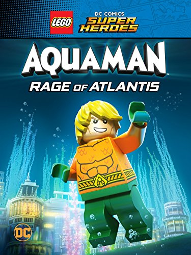 LEGO DC Comics Super Heroes: Aquaman - Rage of Atlantis (2018) 720p BRRip 550 MB - iExTV