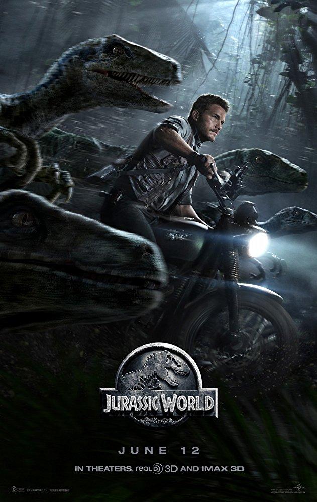 Jurassic World 2018 720p HC HDRip X264 AC3-EVO