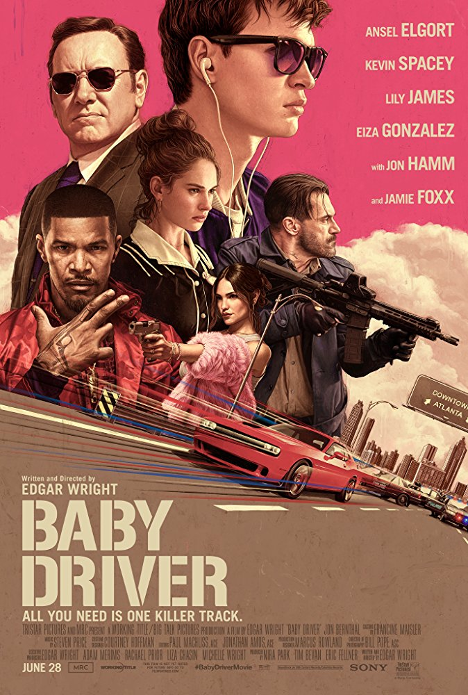 Baby Driver (2017) [BluRay] [720p] YIFY