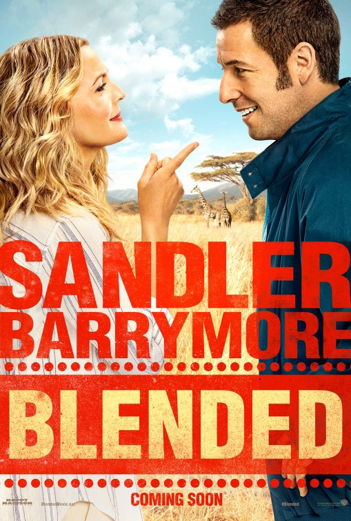 Blended (2014) [BluRay] [720p] YIFY
