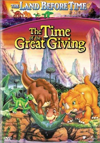 The Land Before Time III The Time of The Great Giving 1995 WEBRip x264-ION10