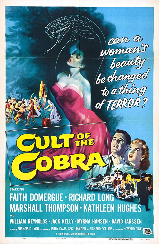 Cult of the Cobra 1955 DVDRip x264