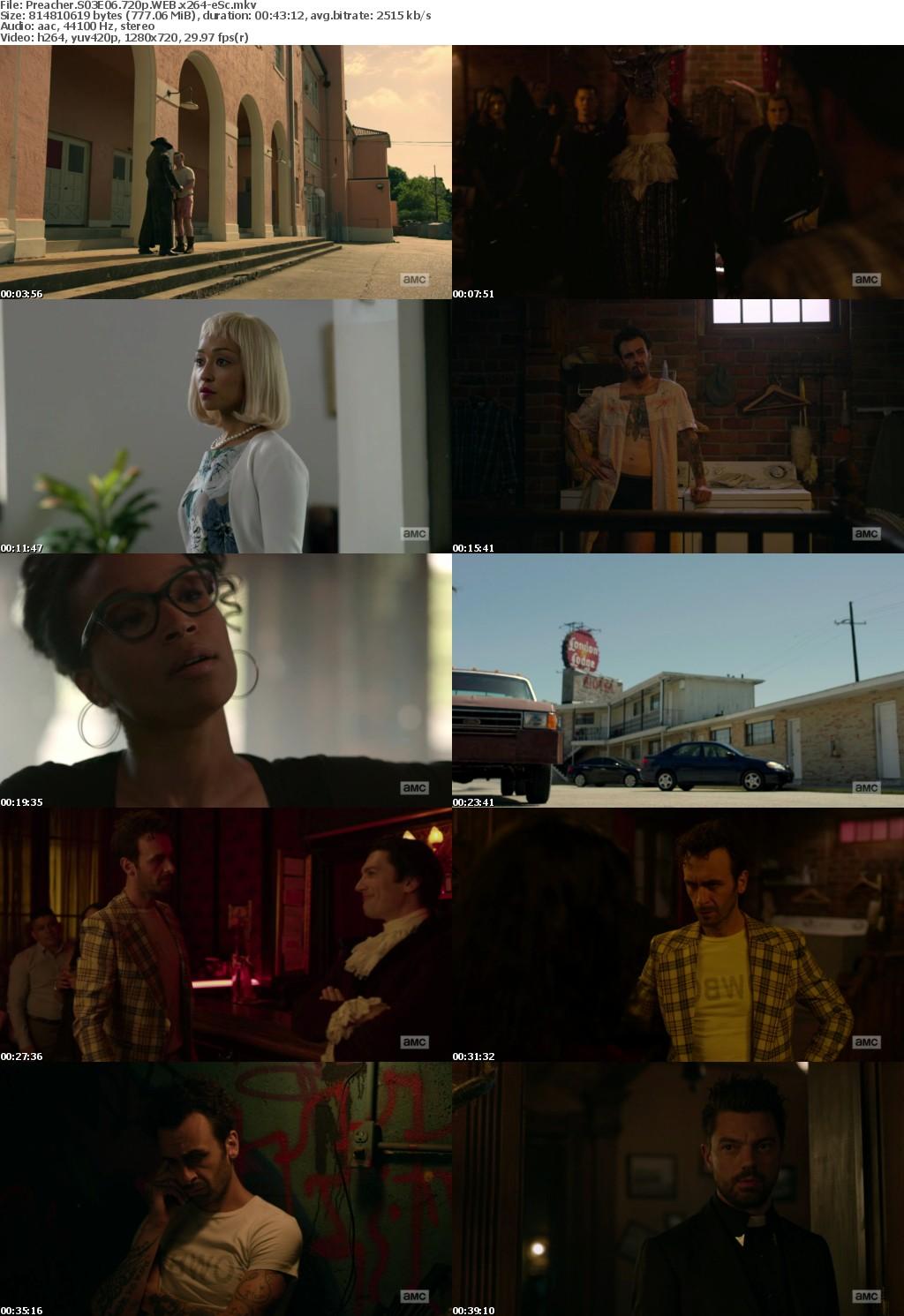 Preacher S03E06 720p WEB x264-eSc