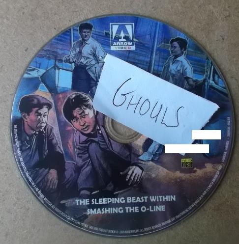 Smashing the 0-Line 1960 720p BluRay x264-GHOULS