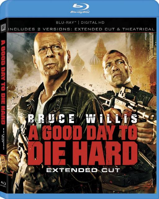 A Good Day To Die Hard (2013) EXTENDED CUT 720p BluRay Dual Audio [Hindi+English] 885MB-DLW