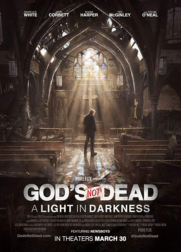 Gods Not Dead A Light in Darkness 2018 HDRip XviD-AVID[TGx]