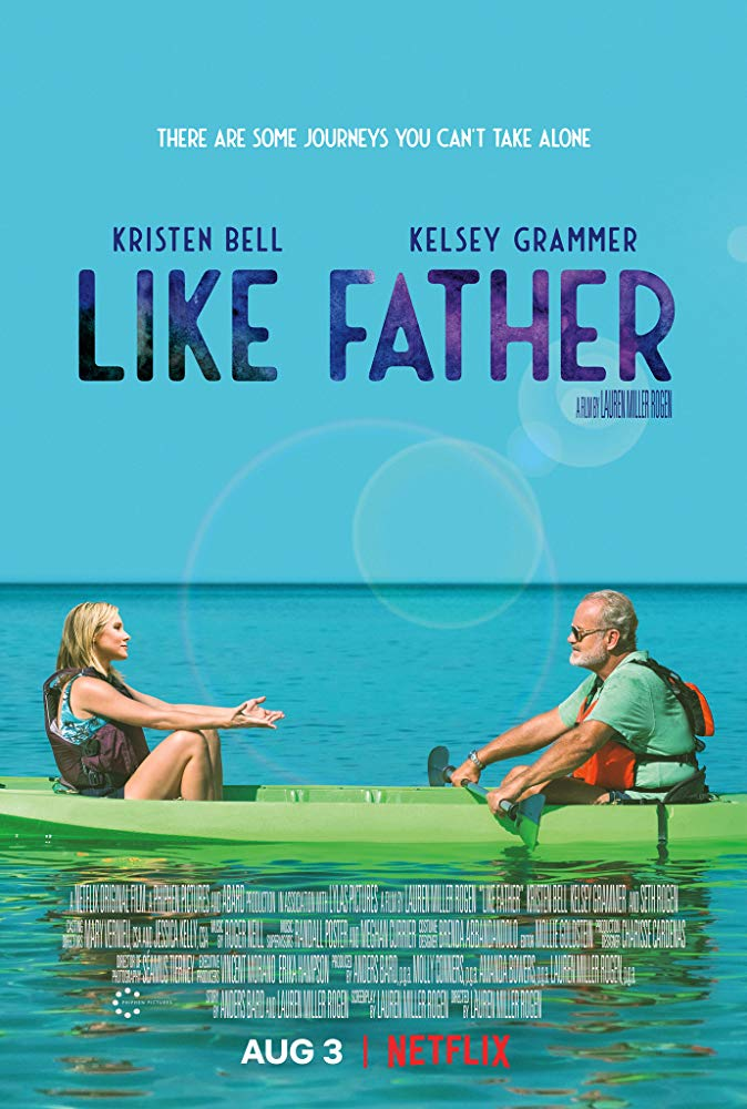 Like Father 2018 HDRip XviD AC3-EVO