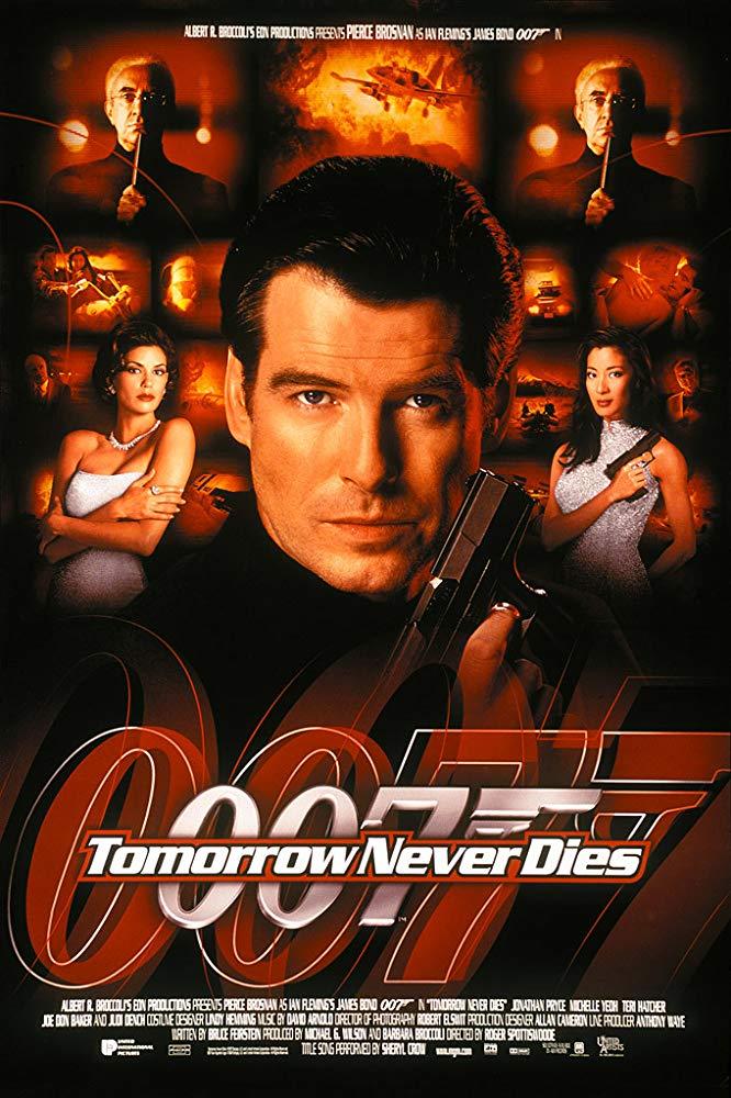 James Bond 007 Tomorrow Never Dies 1997 Bluray 1080px AVC H265 FLAC-RypS