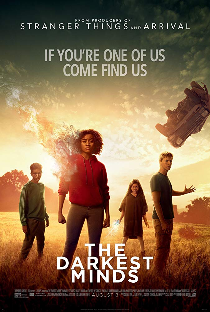 The Darkest Minds 2018 HDCAM x264 AAC MW
