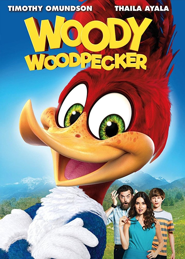 Woody Woodpecker 2017 1080p BluRay x264 DTS MW