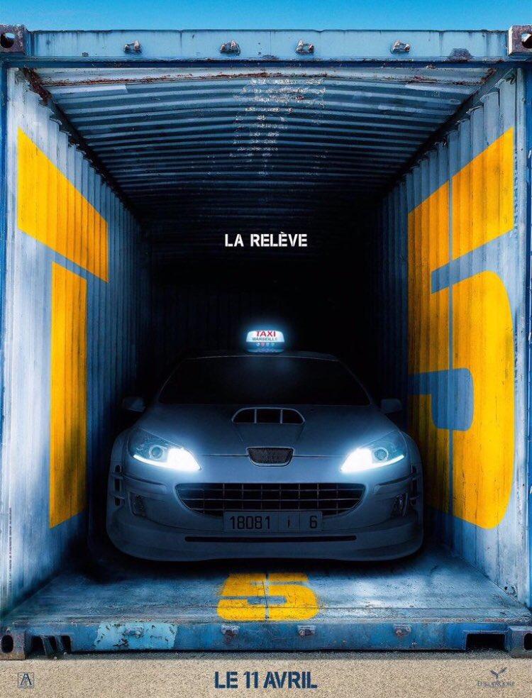 Taxi 5 (2018) BluRay 720p x264 650MB (nItRo)-XpoZ
