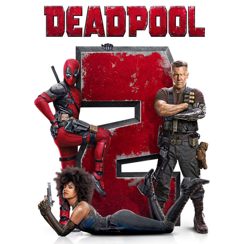 Deadpool 2 2018 HDRip XViD AC3-ETRG