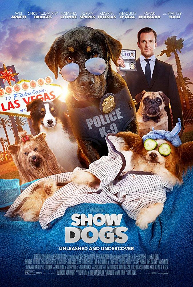 Show Dogs (2018) 720p BluRay x264-SAPHiRE