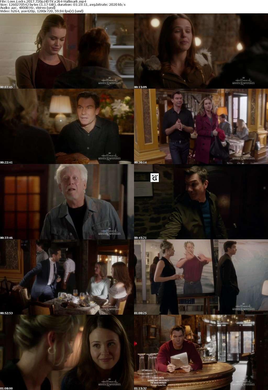 Love Locks 2017 720p HDTV x264-Hallmark
