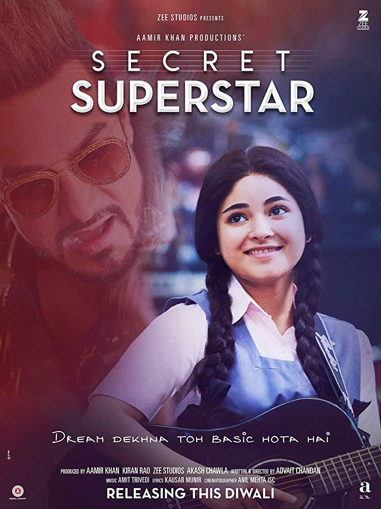 Secret Superstar (2017) mHD 720p BluRay H 264 ACC 5 1 - LatestHDMovies mkv
