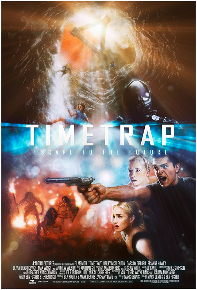 Time Trap 2017 720p BRRip 650 MB - iExTV