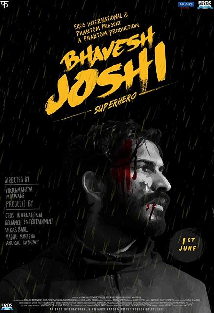 Bhavesh Joshi Superhero (2018) Hindi 720p HDRip x264 950MB AAC-MovCr