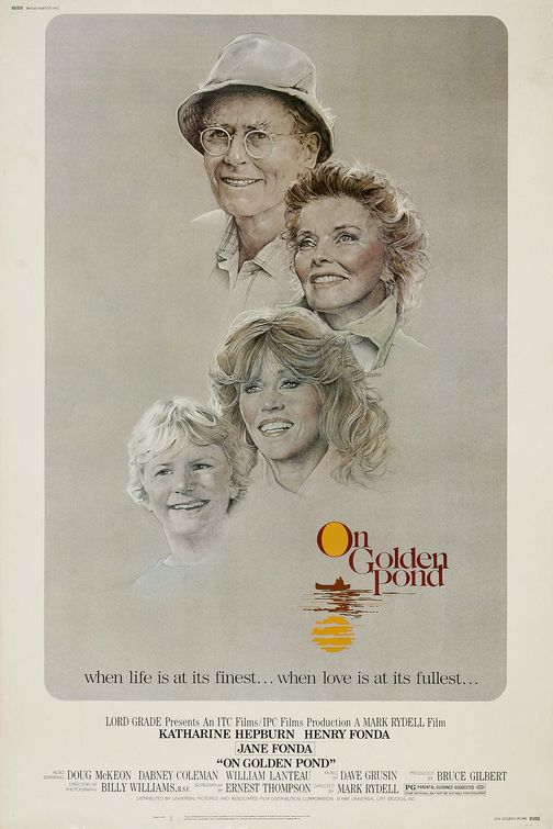 On Golden Pond 1981 BRRip XviD MP3-XVID