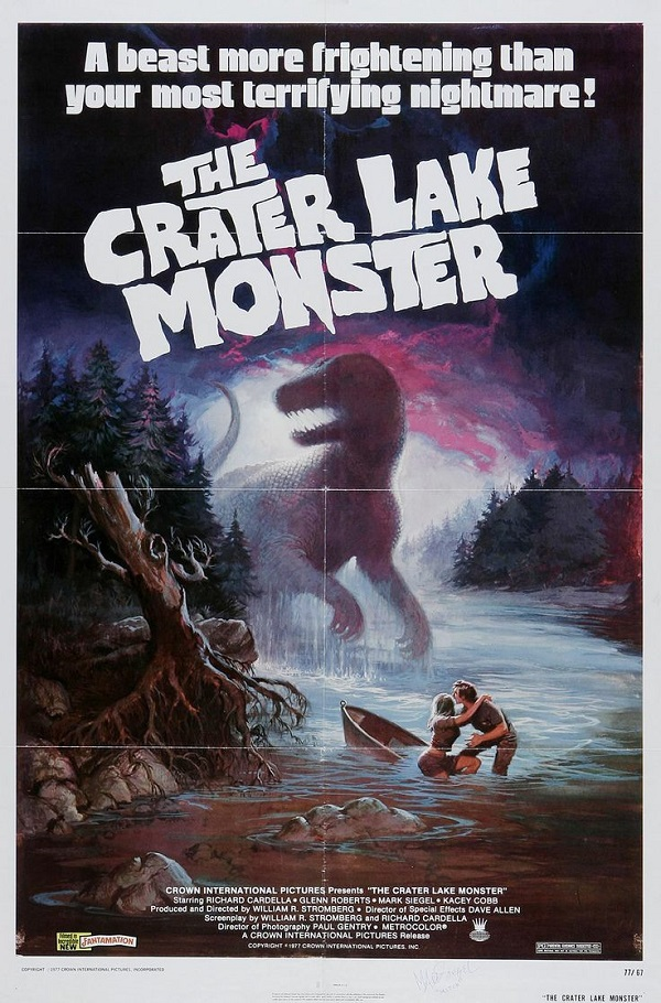 The Crater Lake Monster 1977 720p BluRay x264-x0r