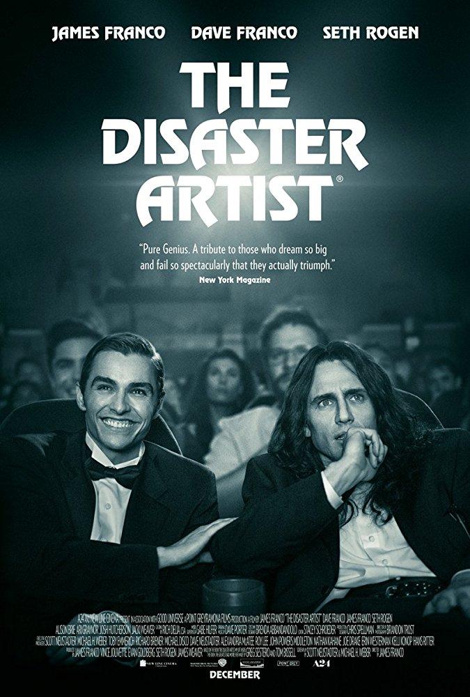 The Disaster Artist 2017 720p BluRay x264-x0r