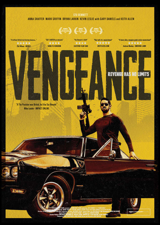 I Am Vengeance 2018 720p WEB-HD 700 MB - iExTV