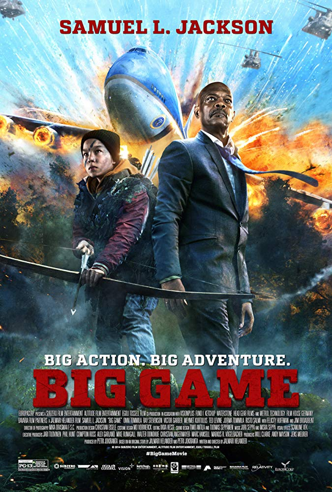 Big Game (2014) 1080p BluRay x264 Dual Audio Hindi DD 5.1 - English DD 5.1 ESub MW