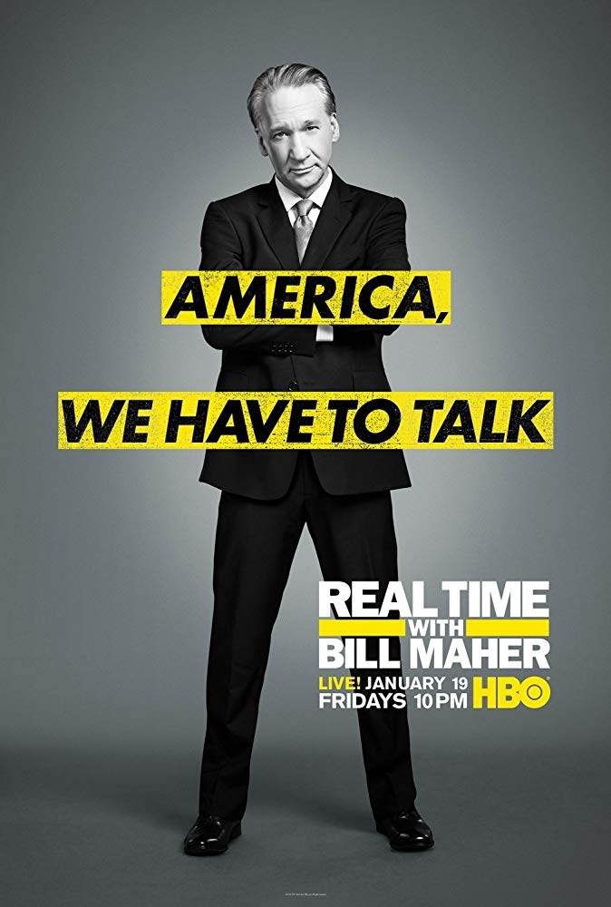 Real Time With Bill Maher 2018 08 24 720p HDTV X264-UAV