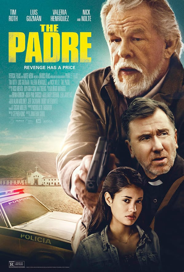 The Padre (2018) 1080p WEB-DL DD5.1 H264-FGT
