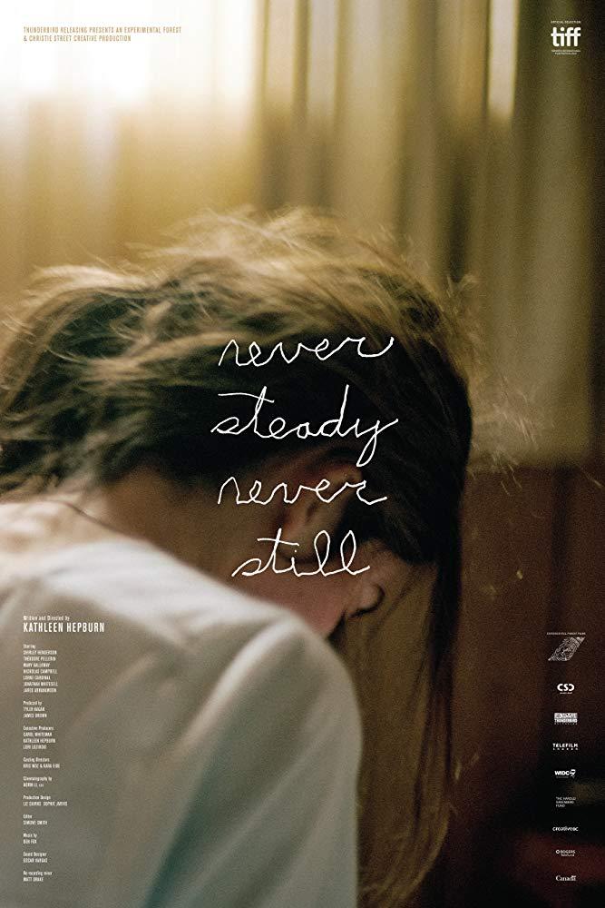 Never Steady Never Still 2018 HDRip XviD AC3-EVO