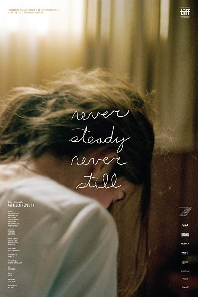 Never Steady Never Still 2017 HDRip AC3 X264-CMRG