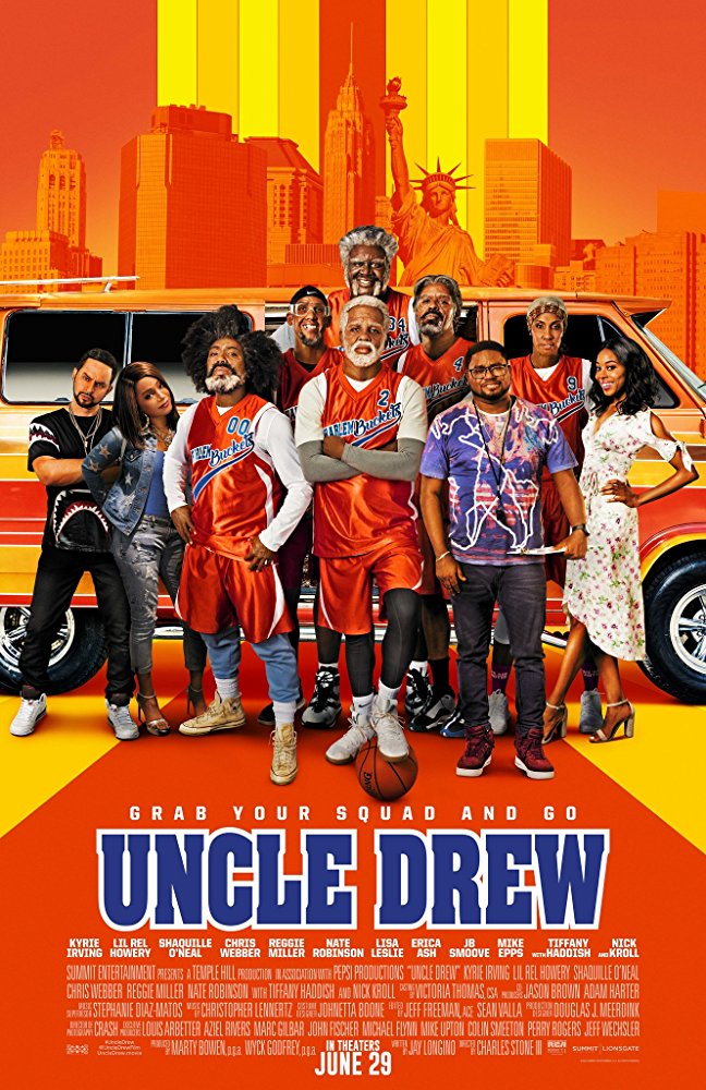 Uncle Drew 2018 DVDRip XviD AC3-EVO