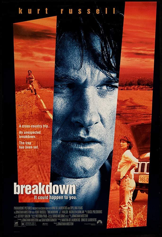 Breakdown - La trappola (1997) Kurt Russell H264 italian english Ac3 sub eng-MIRCrew