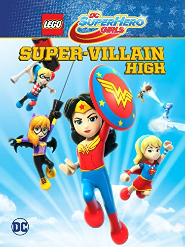 LEGO DC Super Hero Girls Super-Villain High 2018 1080p NF WEBRip DDP5 1 x264-NTG