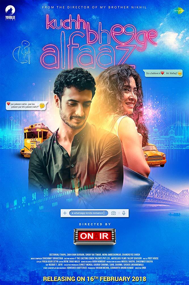 Kuch Bheege Alfaaz 2018 Hindi 720p NF WEB-DL x264 ESub MW