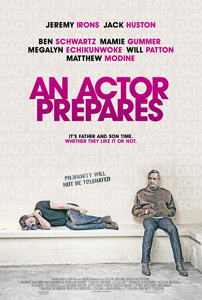 An Actor Prepares 2018 HDRip XviD AC3-EVO
