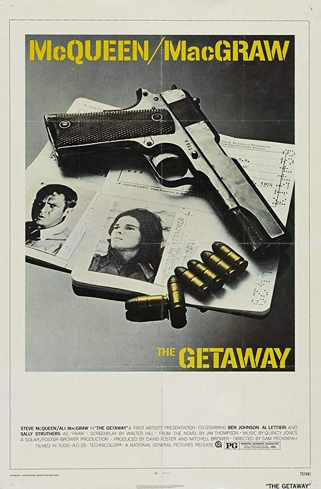 The Getaway 1972 BRRip XviD MP3-XVID