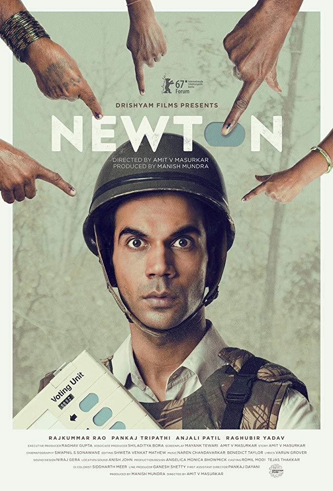 Newton (2017) Hindi 720p BluRay x264 AAC ESubs - Downloadhub