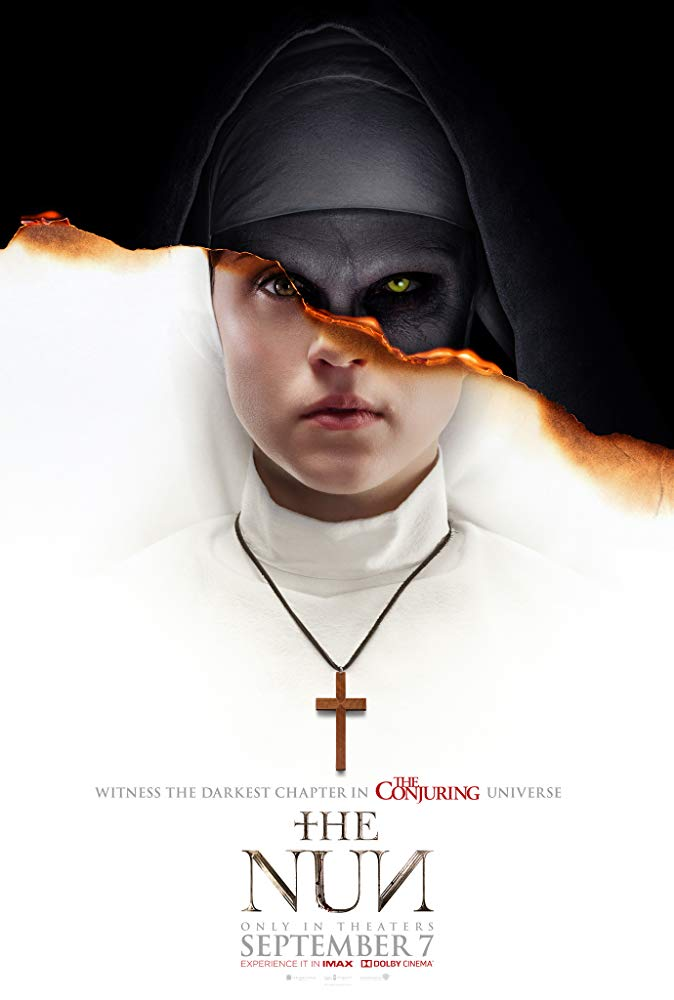 The Nun 2018 720p HDCAM x264 Dual Audio Hindi - English MW
