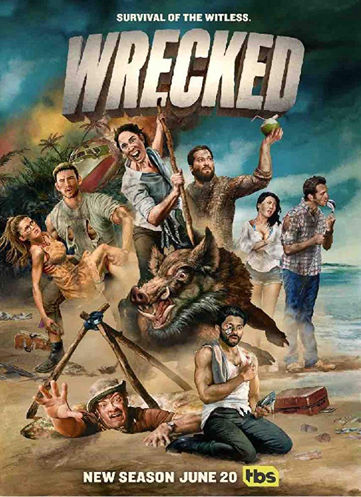 Wrecked S03E06 720p WEBRip x264-TBS