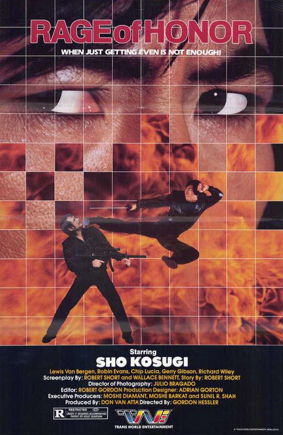 Rage of Honor (1987) 720p BluRay x264-SPOOKS