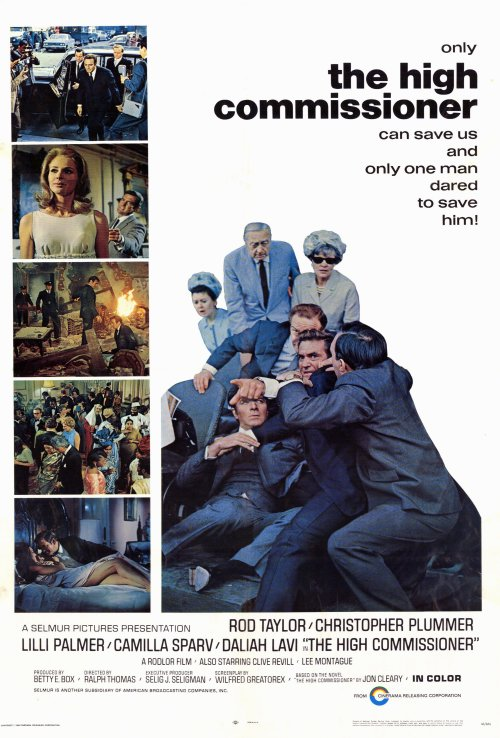 The High Commissioner 1968 720p BluRay x264-x0r