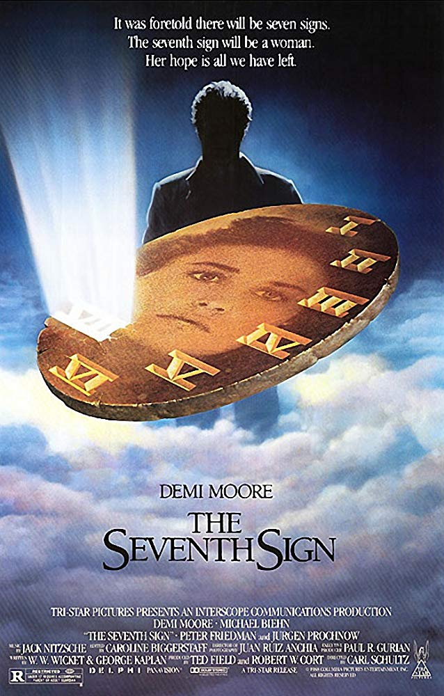 The Seventh Sign (1988) [BluRay] [720p] YIFY