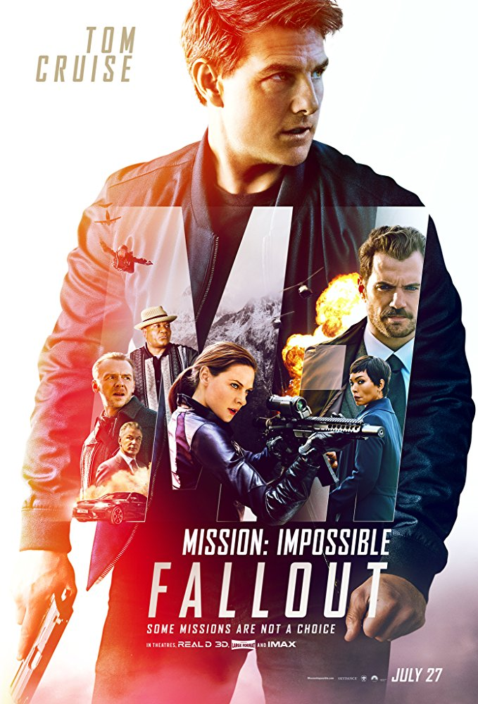 Mission Impossible - Fallout (2018) 720p HC HDRip 1 1GB - MkvCage