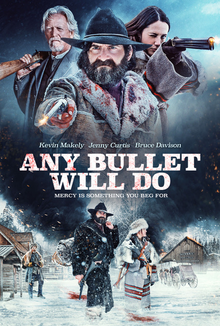 Any Bullet Will Do 2018 HDRip XviD AC3-EVO